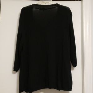 NY Collection Tops - Women's blouse/sweater in one